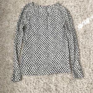 LOFT long sleeve light sweater